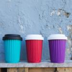 Reusable Coffee Cup Lids