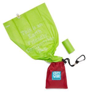 biodegradable dog waste disposal bag